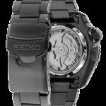 Seiko 5 Sports Gunmetal Stainless Steel