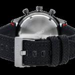 Seiko Chronograph Quartz Black Dial