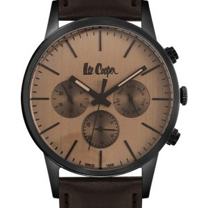 LEE COOPER Brown Leather Strap